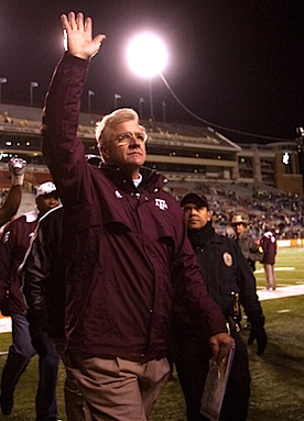 SEC or bust: Finally, Texas A&M tells the Big 12 it plans to move out