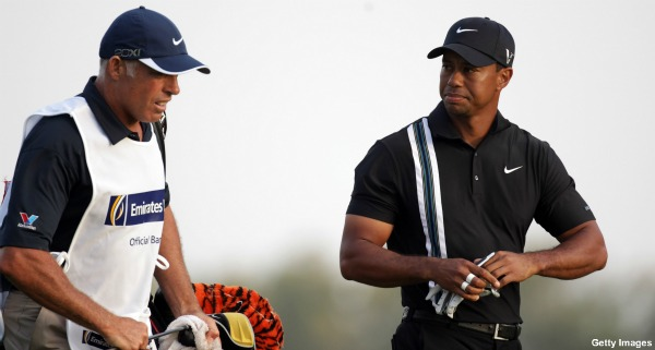 Tiger Woods and Steve Williams officially call it quits