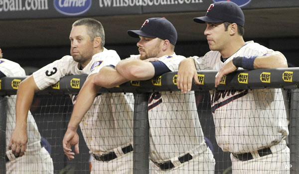 Detention Lecture: Your 2011 Minnesota Twins