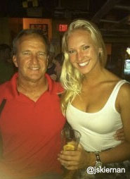 Jim Riggleman parties as the rest of us pass judgment