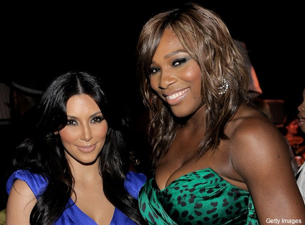 Serena bails on tournament to go to Kim Kardashian's wedding?