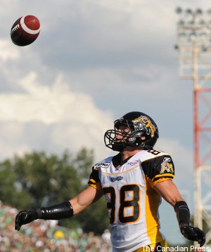 Zeroth Down: Hamilton Tiger-Cats reach for the top