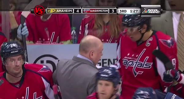 On benched Alex Ovechkin&#8217;s cussing rift with Bruce Boudreau&#8217;s gut