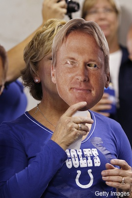 Fake Jon Gruden on his new, five-year ESPN contract
