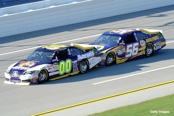 MWR and JTG-Daugherty Racing penalized for unapproved windshields