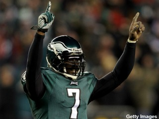 Michael Vick and Nike join forces once again