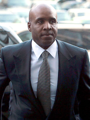 Home for the holidays: No jail for Barry Bonds