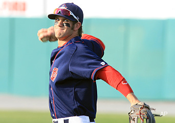 18-year-old Senator: Bryce Harper promoted to Double-A