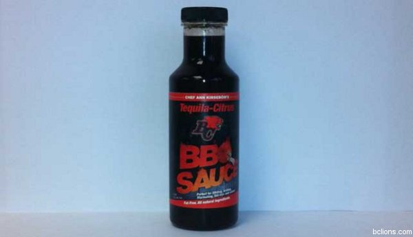 How does B.C.'s barbecue sauce compare to other CFL foods?