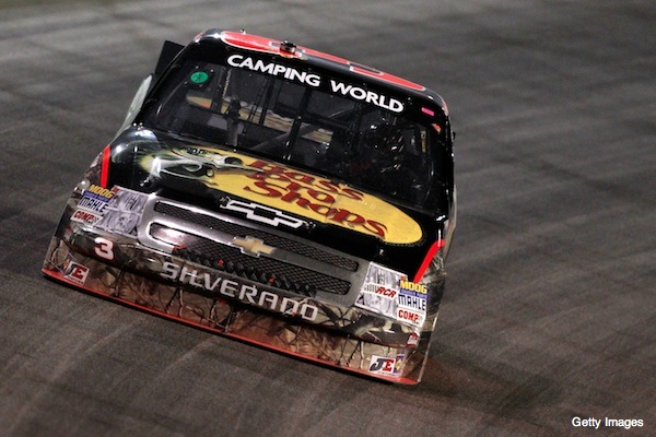 Austin Dillon wins 2011 Camping World Truck Series championship
