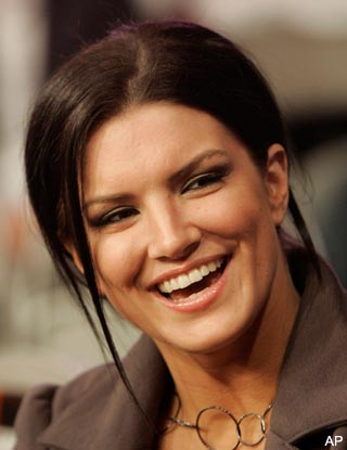 Gina Carano off June 18 Strikeforce card