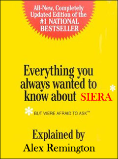 Everything you always wanted to know about: SIERA