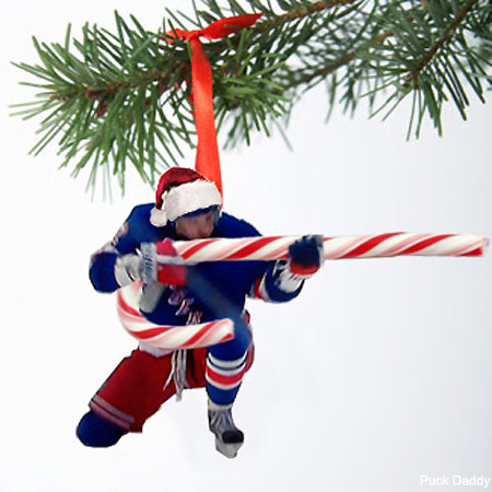 puck daddy reader art gallery 1 nhl holiday ornament