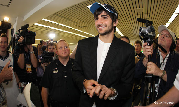Ricky Rubio is here! Now what?