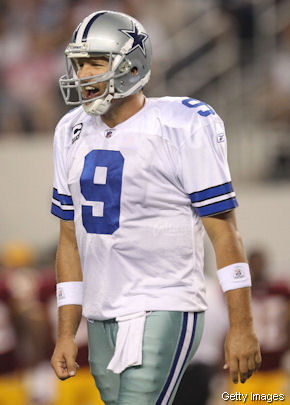 Romo: Cowboys are going to win the Super Bowl. Someday.