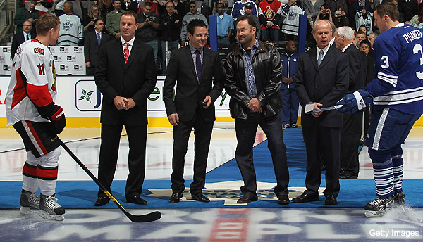 What will you remember about Hockey Hall of Fame 2011 Class?