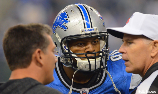 Suh's suspension begs the question: How much is too much in the new NFL?