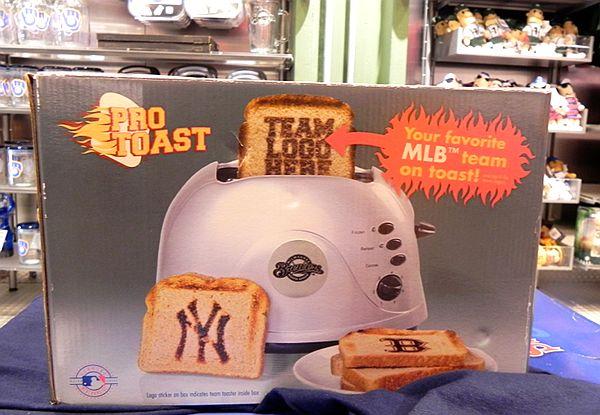 Ooh, burn! MLB toaster provides funny postseason commentary