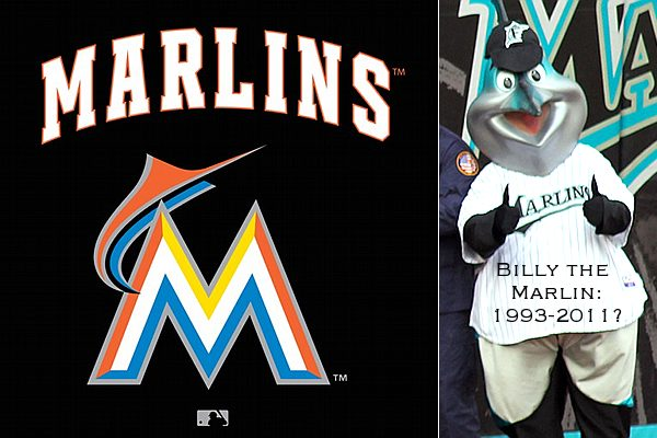 Does alleged new Miami Marlins logo spell doom for Billy?