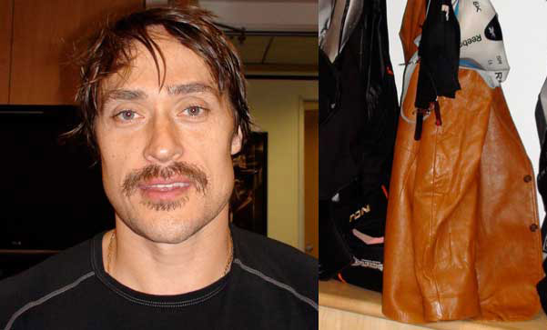 Ranking the 10 greatest NHL mustaches for Movember 2011