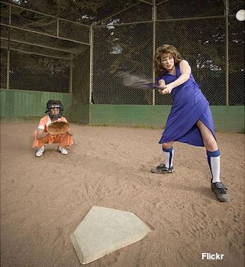 Title IX baseball