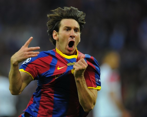 Future News: Messi vows that even his ghost will play for Barca