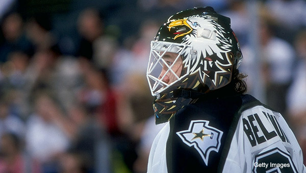 Ed Belfour, 'flabbergasted' 1st-ballot Hockey Hall of Famer