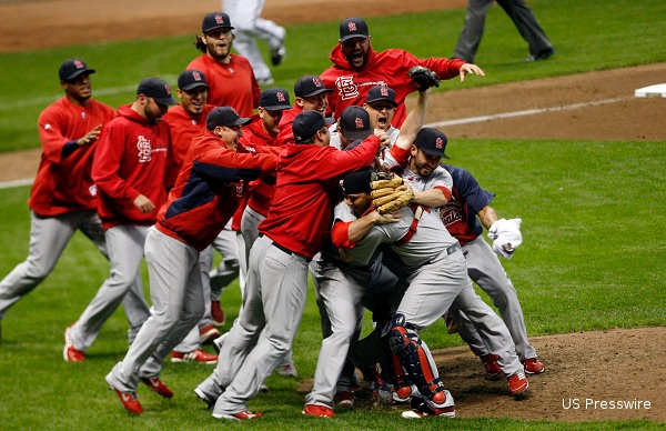 Cruising! Cardinals head to 18th World Series after 12-6 romp