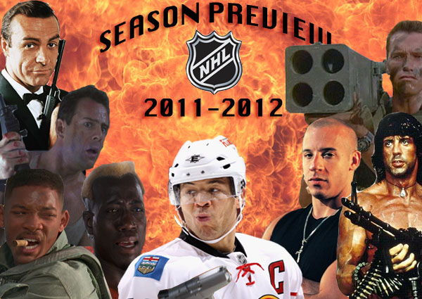 Puck Daddy NHL Season Preview 2011-12: Calgary Flames