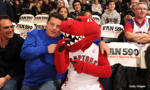 Raptors fan sues the team for making his front row seat a second row seat