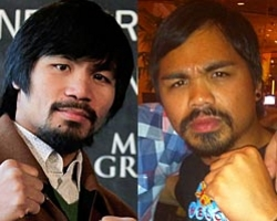 'Fake Manny' may be a better singer than real Manny