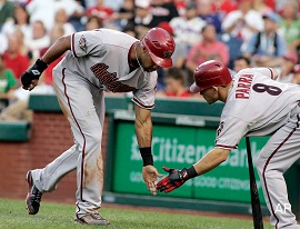 Five reasons why the D'backs will beat out the Giants