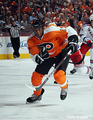 Wayne Simmonds denies using gay slur; update on 'banana' incident