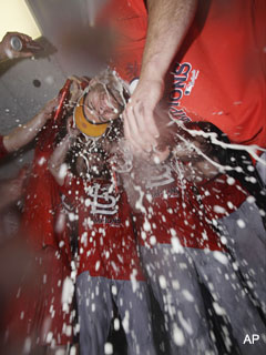 Major League Baseball considering a beer ban in the clubhouse