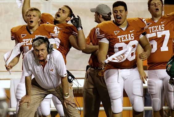 Debriefing: Decade of dominance in the rearview, Texas takes it from the top