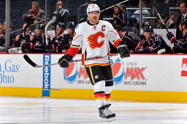Will Jarome Iginla get traded? That&#8217;s entirely up to him