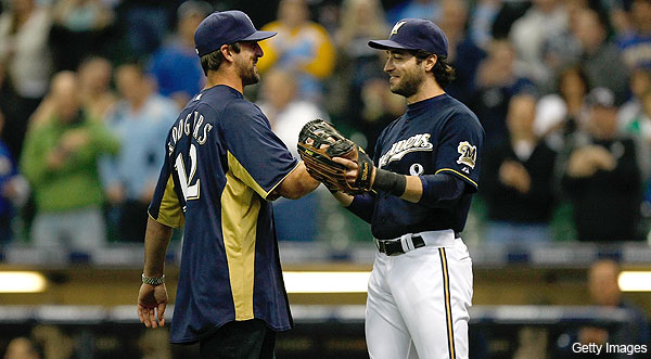 Aaron Rodgers believes in Ryan Braun