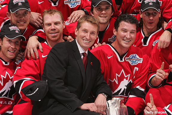Wayne Gretzky, Toronto Maple Leafs ownership window dressing