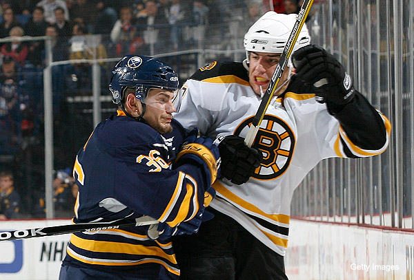The Buffalo Sabres vs. Milan Lucic: Avenge or ignore?