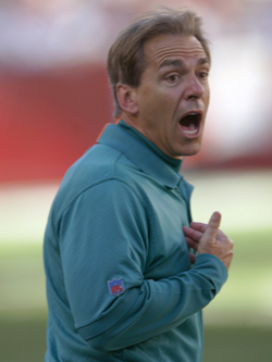 Heath Evans: Nick Saban once stepped over a convulsing player