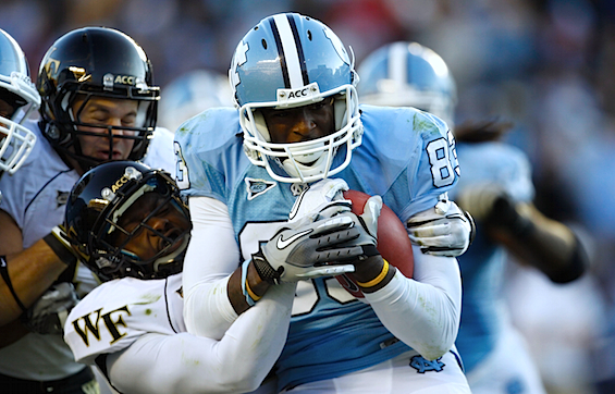 Dwight Jones' '1st annual' birthday party nixes his last game at North Carolina