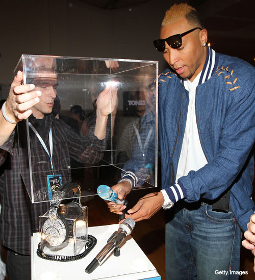 C-a-C: In case of emergency/Shawn Marion wanting to freestyle, do not break glass