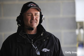 Steve Addington named crew chief for Tony Stewart's team
