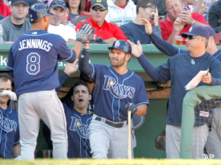 Rays' big series win sets stage for a dramatic finale in AL East