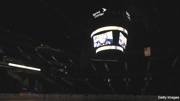 Luc Robitaille vs. Kansas City's desire for an NHL team
