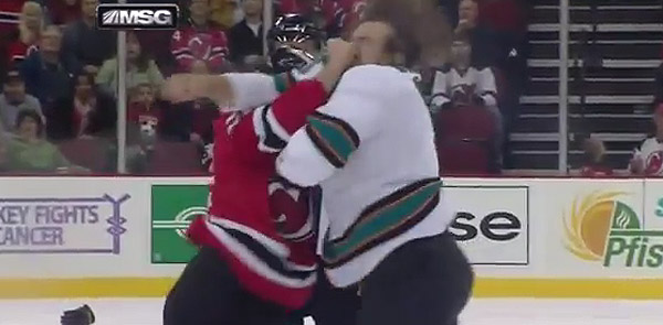 Fight Video: Eric Boulton&#8217;s one-punch KO of Douglas Murray