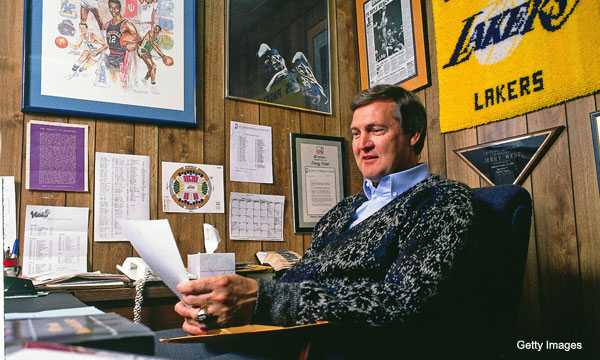 More anecdotes spill out from Jerry West's new memoir