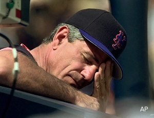 Bobby Valentine, clubhouse enforcer? Maybe not so much