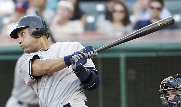 Can we start enjoying Derek Jeter's run to 3,000? Please?