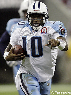 Report: Eagles sign Vince Young to one-year deal